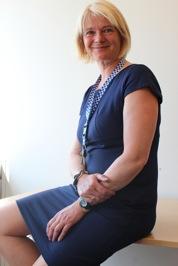Webredaktør Karen Høi