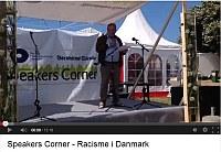 YouTubevideoer om diskrimination i Danmark 2012 fra Folkemødet på Bornholm
