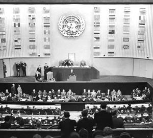 Om FN's menneskerettighedskonventioner